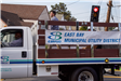 249 EBMUD truck in Parade - Photo by Marin Stuart