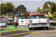 262 vintage car in Parade - Photo by Marin Stuart