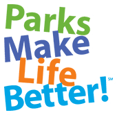 parks make lives better logo