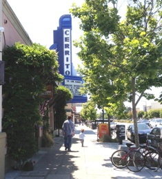 El Cerrito's Entertainment District