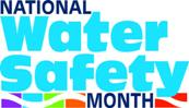 National Water Safety Month Image