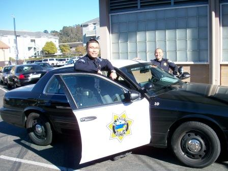 Consider becoming an El Cerrito Police Reserve Today!