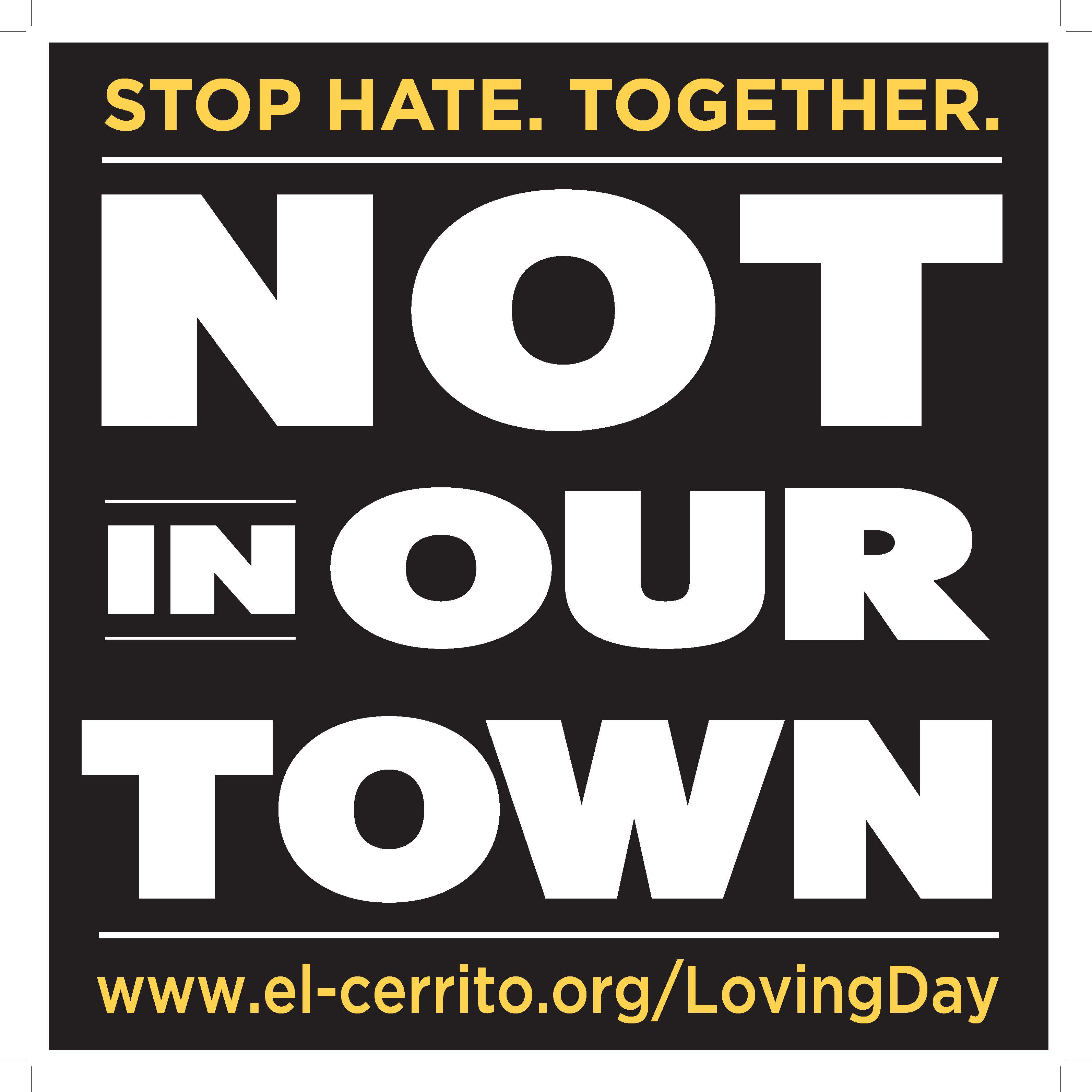 Stop Hate Together