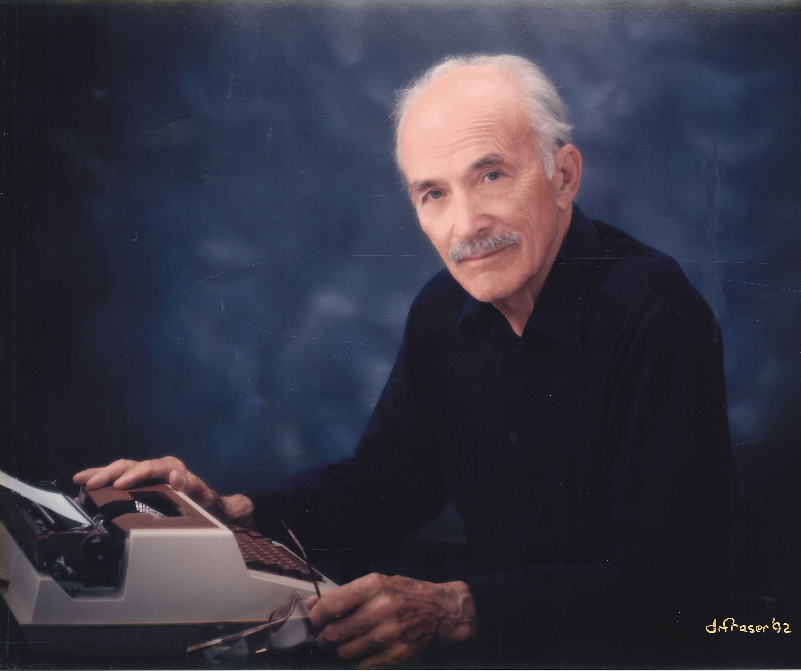 Arthur Schroeder Photo 11-16-1992